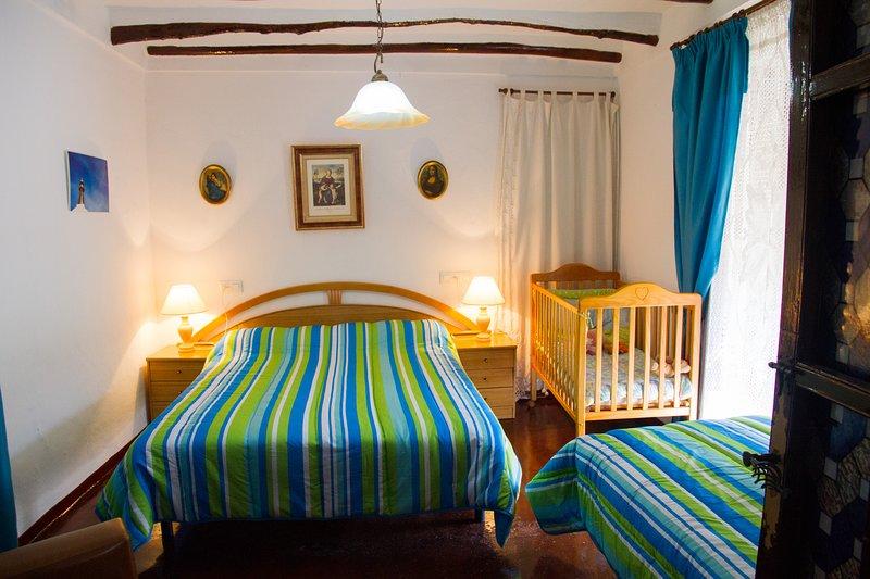Casa Barco - Vivienda Rural en Encinas Reales, aluguéis de temporada em Puente Genil