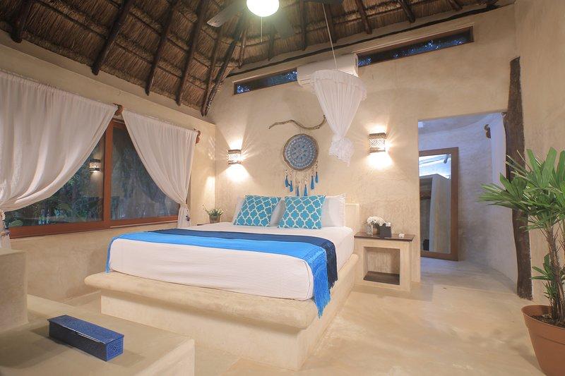 Cachito de Cielo Luxury Jungle Lodge - Corazón Abierto, alquiler de vacaciones en Macario Gómez