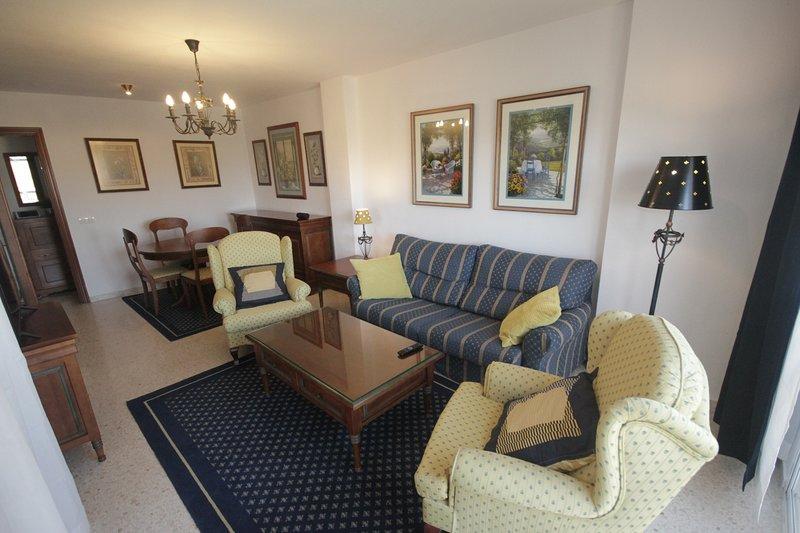 Apartamento Los Álamos, holiday rental in Torremolinos