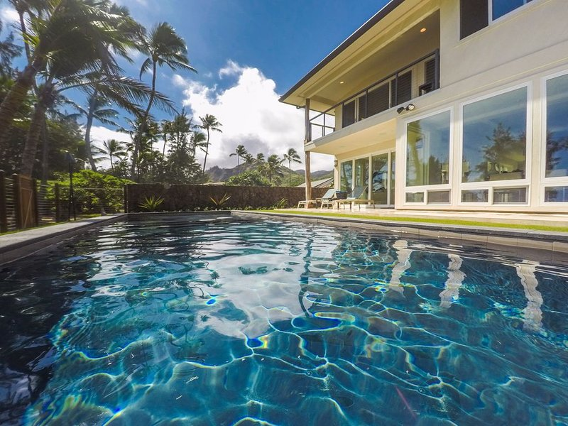Welcome to Hale Kamalani! Refreshing pools