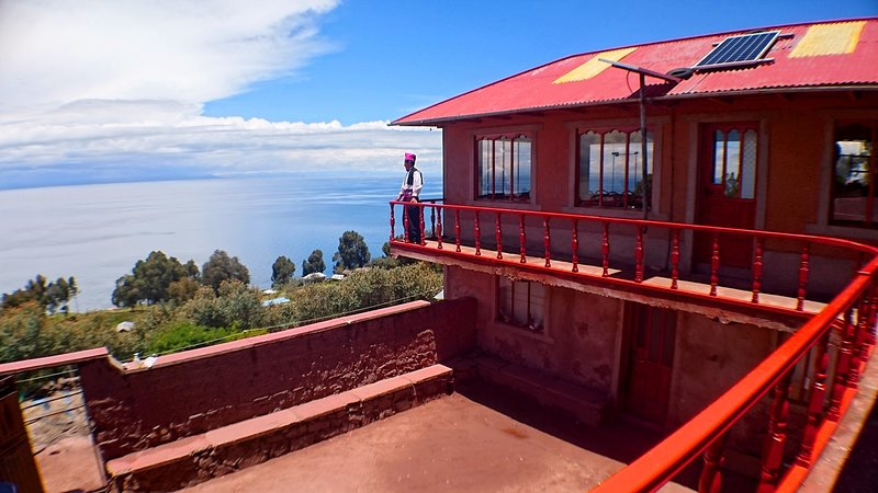 Rural Homestay, Taquile Island, vacation rental in Isla Amantani