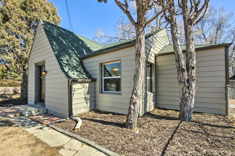 The ideal Colorado Springs retreat awaits at this 3-bed vacation rental home!