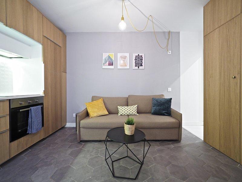 Olala Cozy Flat | 12m Pl.Espanya | Metro Torrassa, vacation rental in Cornella de Llobregat