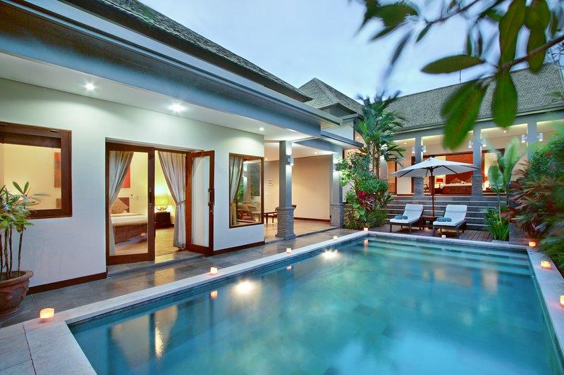 2 BR Villa Senang at Canti Asri Villas