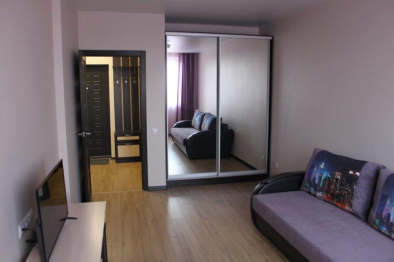 Живи с Радостью - Apartment 3, casa vacanza a Krasnodar