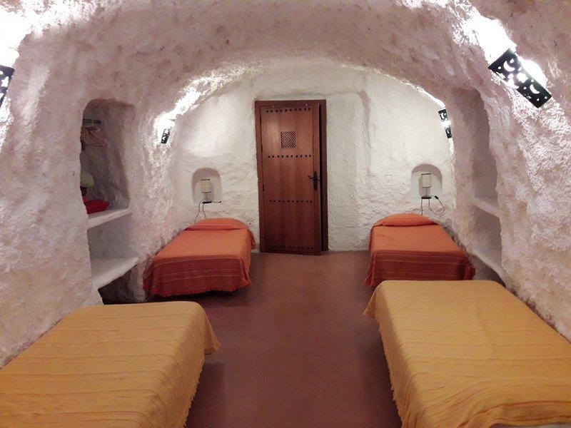 Bedroom 3 to 4 people