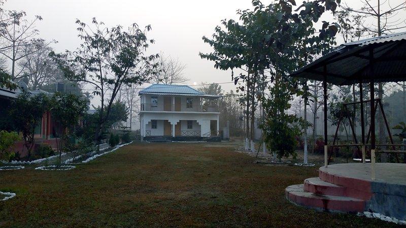 Village resort amidst nature, holiday rental in Jaldapara Wildlife Sanctuary