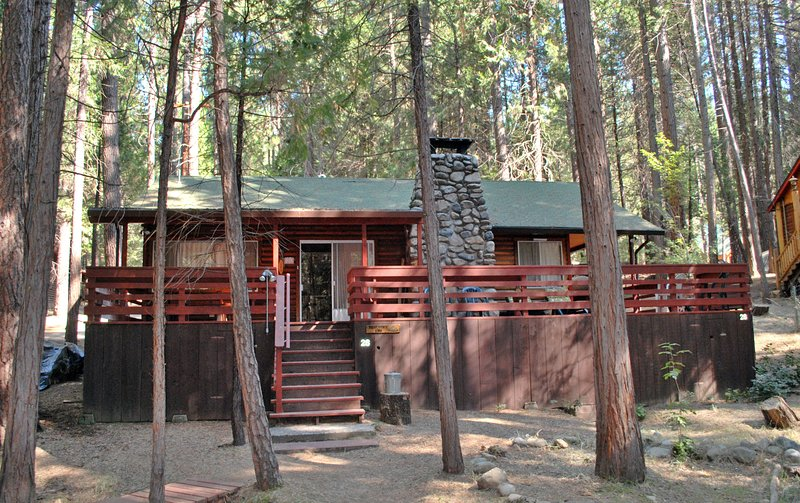 (28) Raccoon's End, holiday rental in Fish Camp