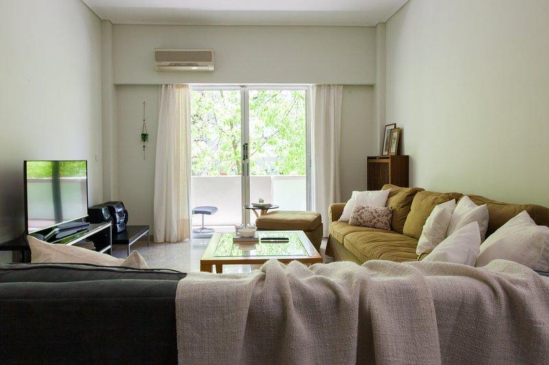 Lovely Apartment in Athens-Psychiko, aluguéis de temporada em Neo Psychiko