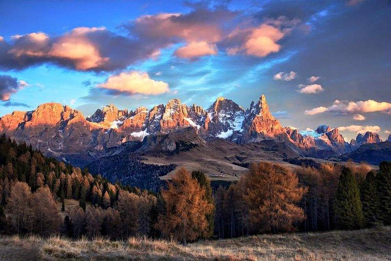 scene in the surrounding area - Pale Disan Martino di Castrozza