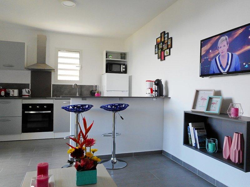 Komfort mit vernünftiger Preise, casa vacanza a Saint-Pierre