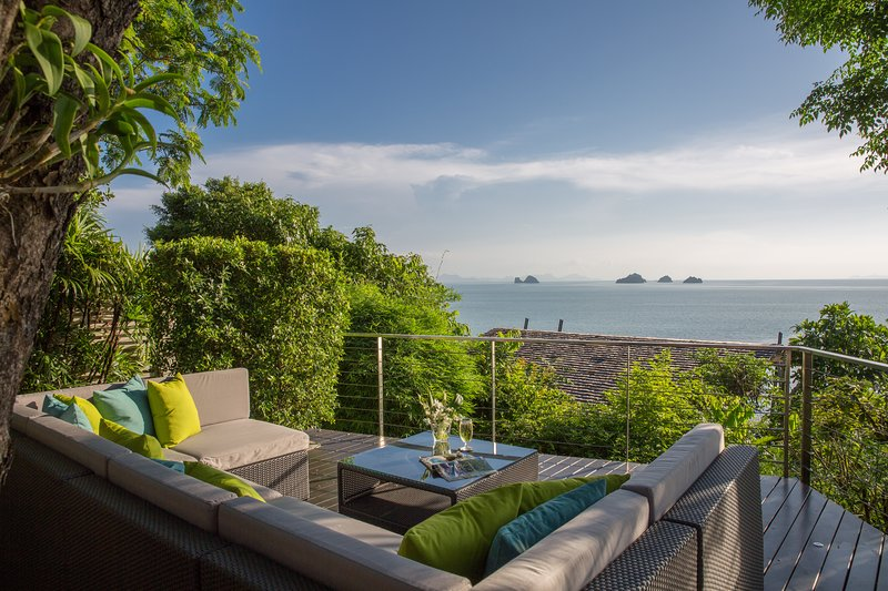 The Headland, Villa 4, Koh Samui, holiday rental in Soi Leamset