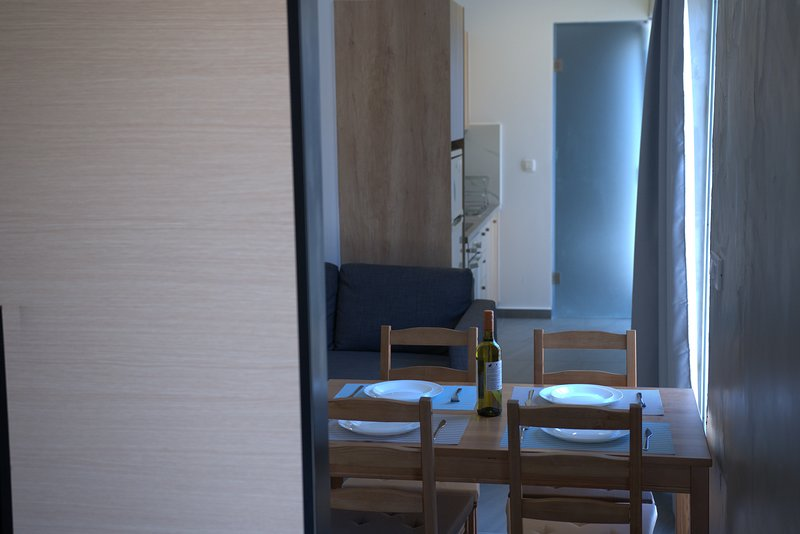 Cozy DownTown Apartment !! (700m from the Sea), Ferienwohnung in Kissamos