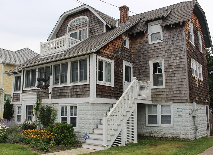 6a New Castle, holiday rental in Rehoboth Beach