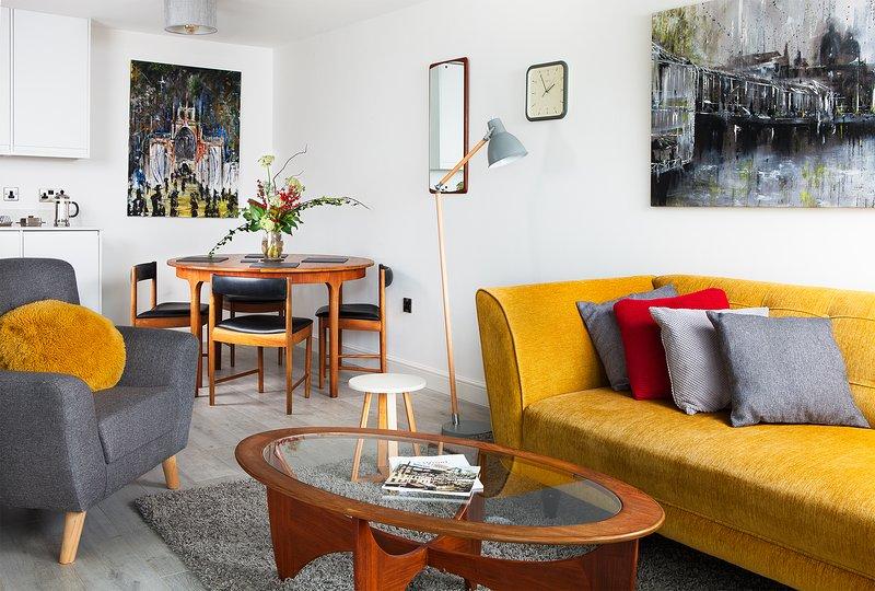 Stunning Marina Duplex Suite, casa vacanza a Barrow upon Humber