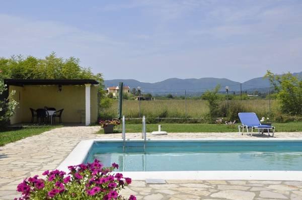 Corfu Villa Ermioli with pool, holiday rental in Temploni