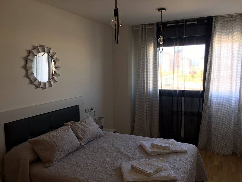 Alojamiento La Rosaleda, holiday rental in Bembibre