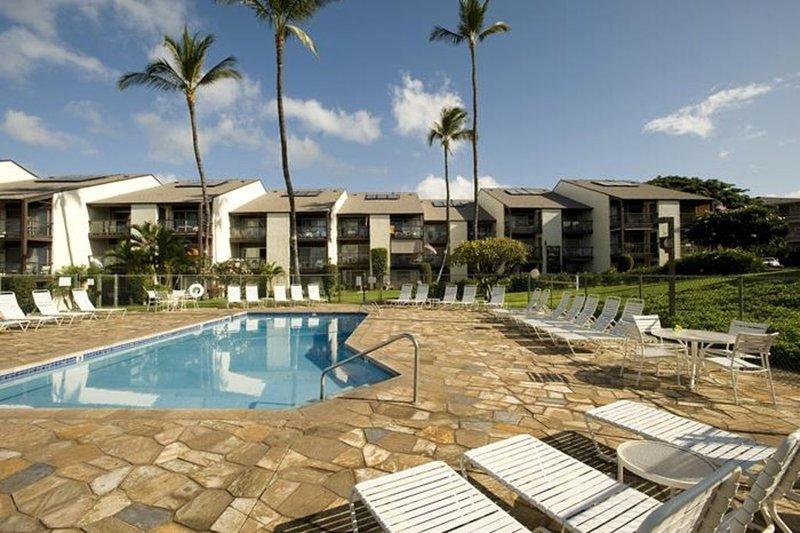 Pool, Wasser, Gebäude, Resort, Swimming-Pool