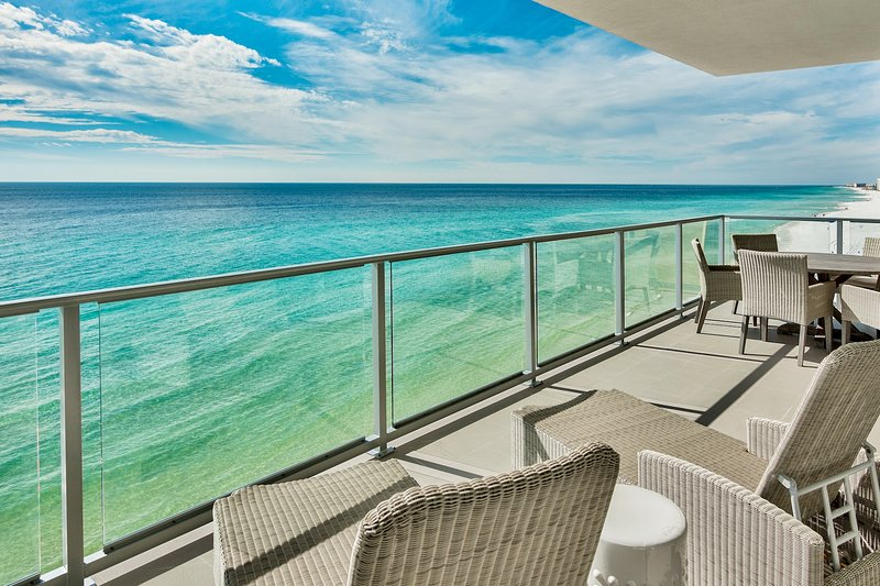 brand new luxury gulf front condo in destin has terrace and washer rh tripadvisor com
