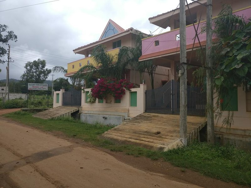 TT Nature View Cottage 1BHK, holiday rental in Arasinaguppe