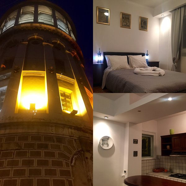 Martini Studio - city center - Foișorul de Foc, vacation rental in Bucharest