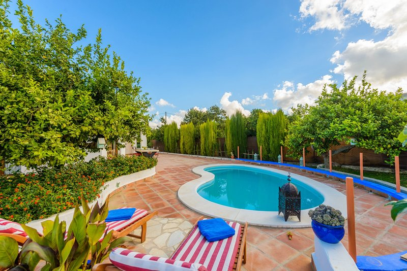 Cubo's Villa Lucia, holiday rental in Alhaurin el Grande