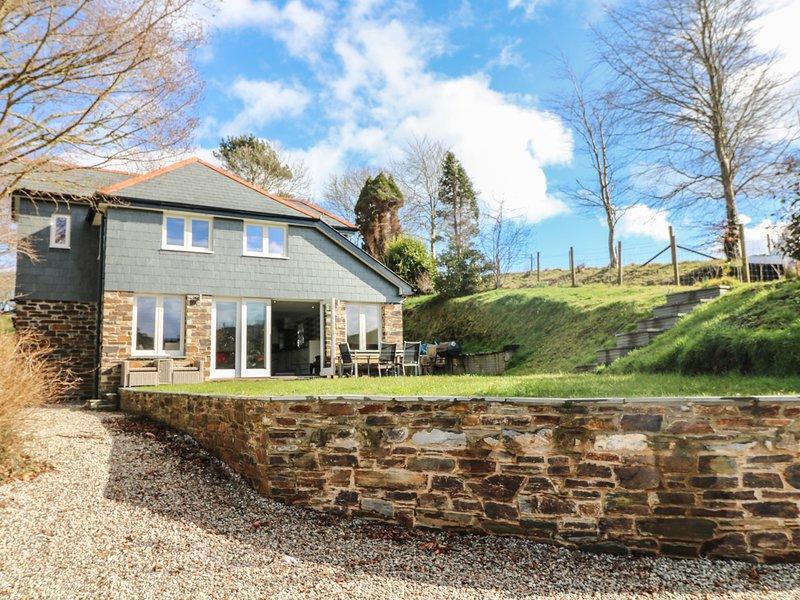 Penmarlam Quay Cottage, Fowey, location de vacances à Bodinnick