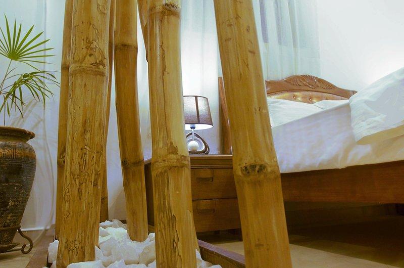 Bamboo House, aluguéis de temporada em Acra