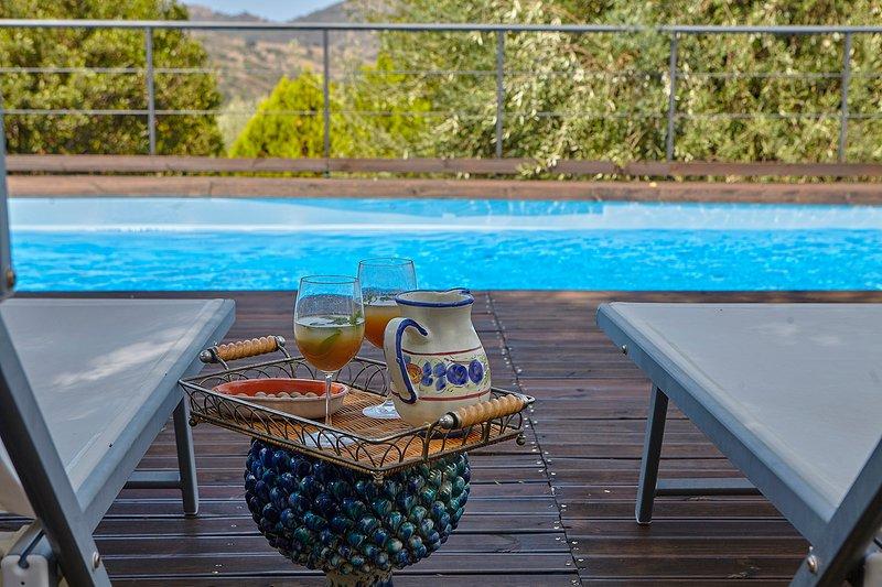 Villa Massimo with pool in Castelbuono, Madonie, vacation rental in Isnello