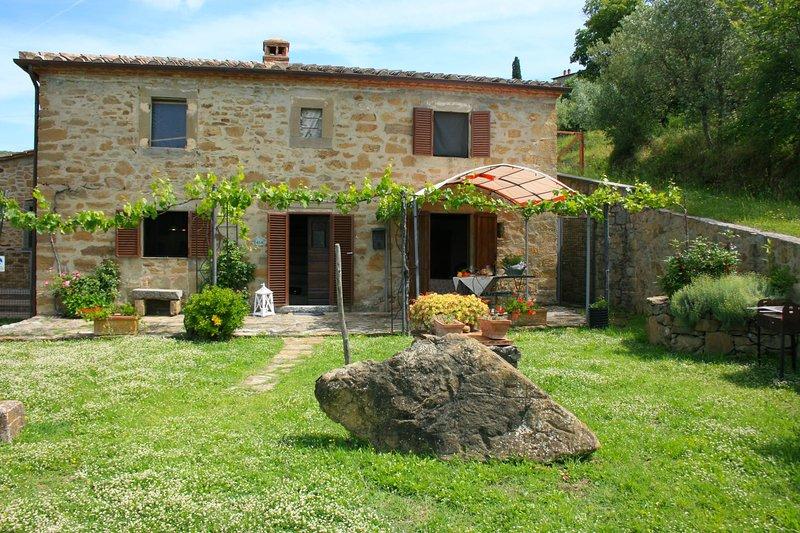 Sant'Angiolo Villa Sleeps 5 with Pool - 5490375, holiday rental in San Pietro a Cegliolo