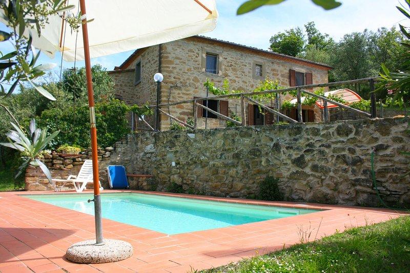 SAN EUSEBIO, holiday rental in San Pietro a Cegliolo