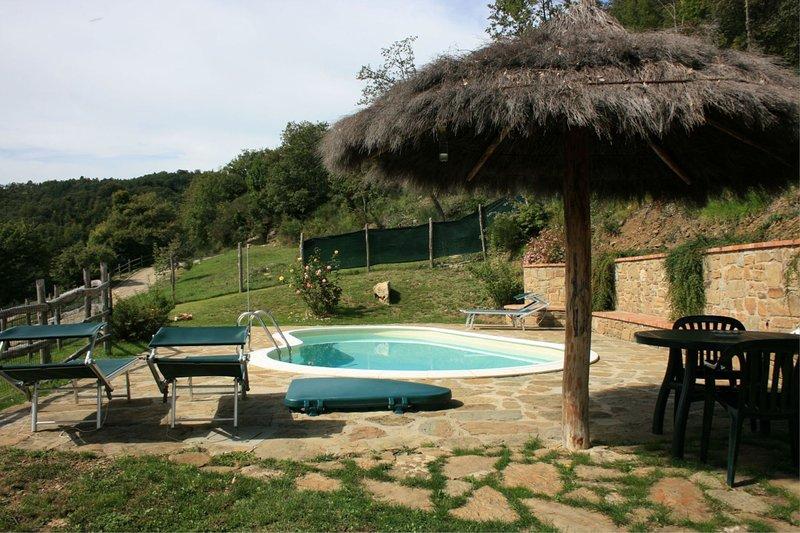 Casa di Cio Villa Sleeps 5 with Pool - 5490556, holiday rental in Antria