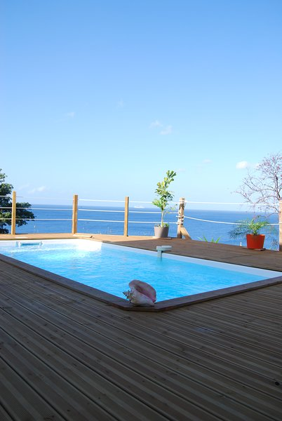 KAYLIDOUDOU T1, holiday rental in Le Carbet