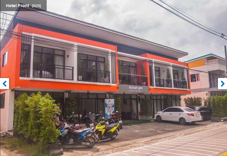 Phangan Diamond House - Deluxe Twin 2, vacation rental in Ban Hin Kong
