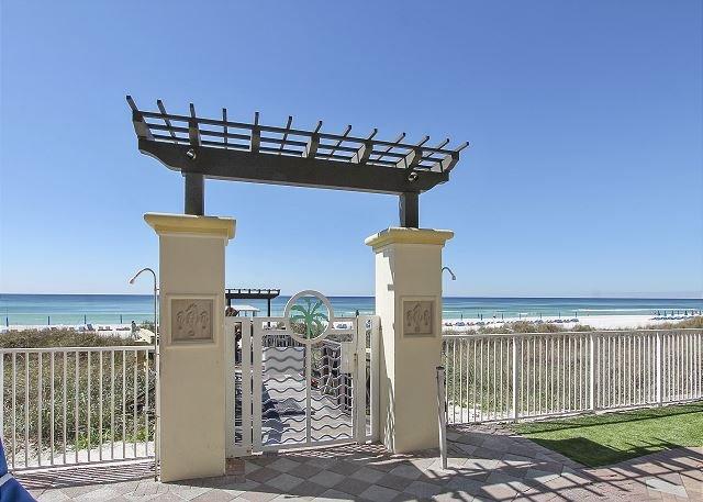 Shores of Panama Beach Access