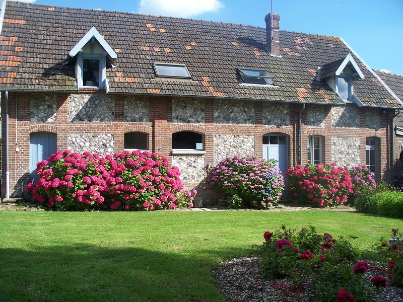 Gîte de la Presle, holiday rental in Richemont