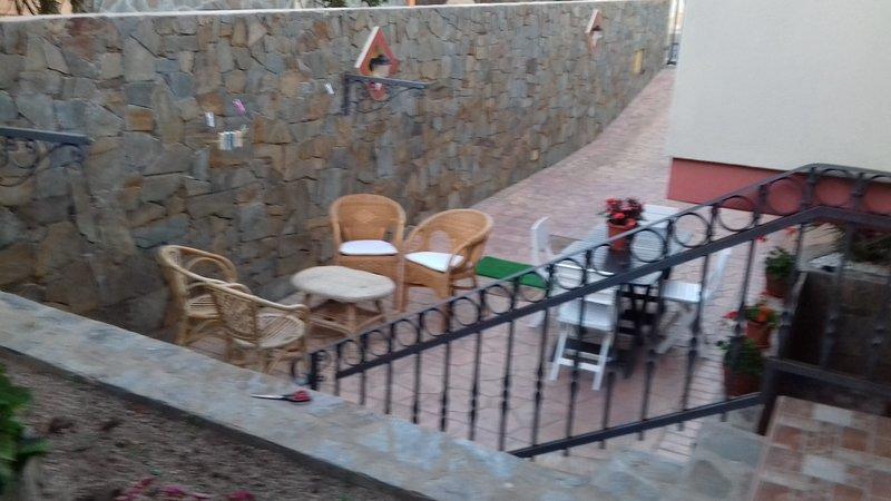 Nice apartment near the beach, holiday rental in Platamona