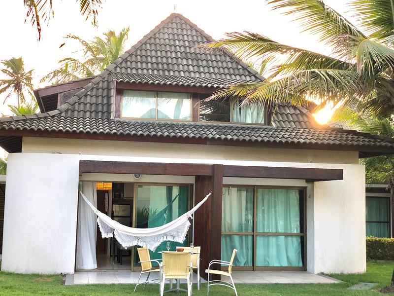 Bangalô LUXO Beira Mar, alquiler de vacaciones en Estado de Pernambuco
