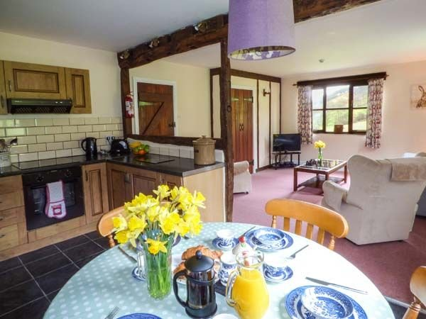 Woodpecker 2, vacation rental in Llanwrtyd Wells