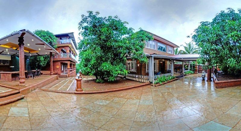 MangoTreeResort / Family Room, vakantiewoning in Sindhudurg District