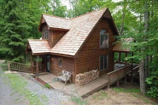 Brookside - 162 Northpoint Way  Brookside - Hot Tub, Pet Friendly, Short Drive t, holiday rental in Canaan Valley