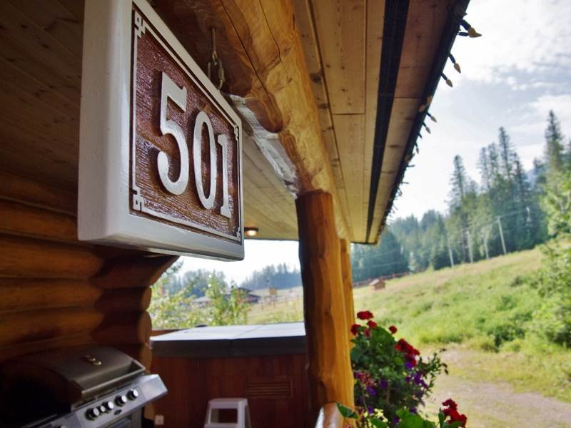 Snow Creek Cabin 501, holiday rental in Fernie