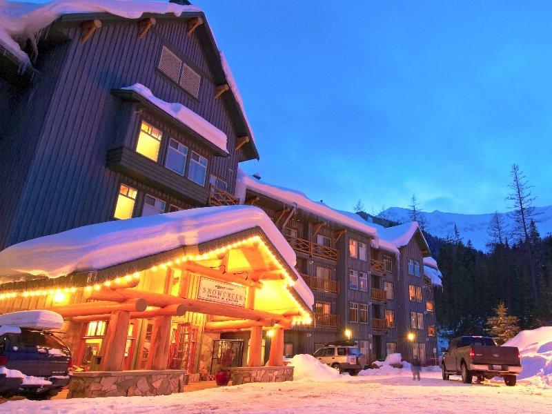 Snow Creek Lodge 208, holiday rental in Fernie