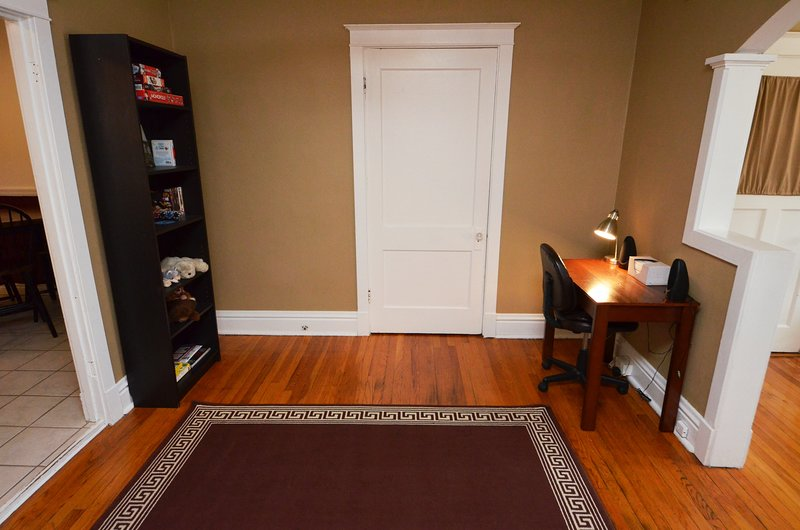 Bonus Room With Pull Out Bed