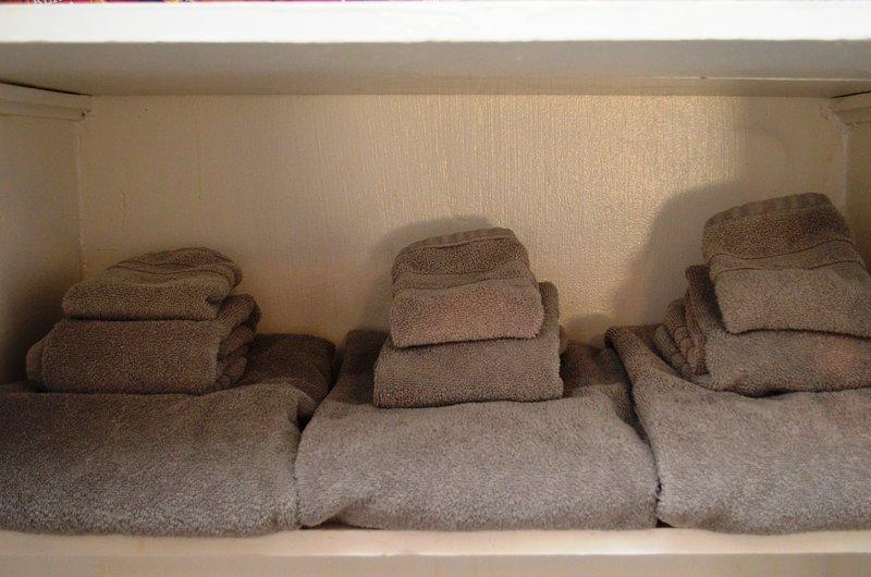 Extra Towels