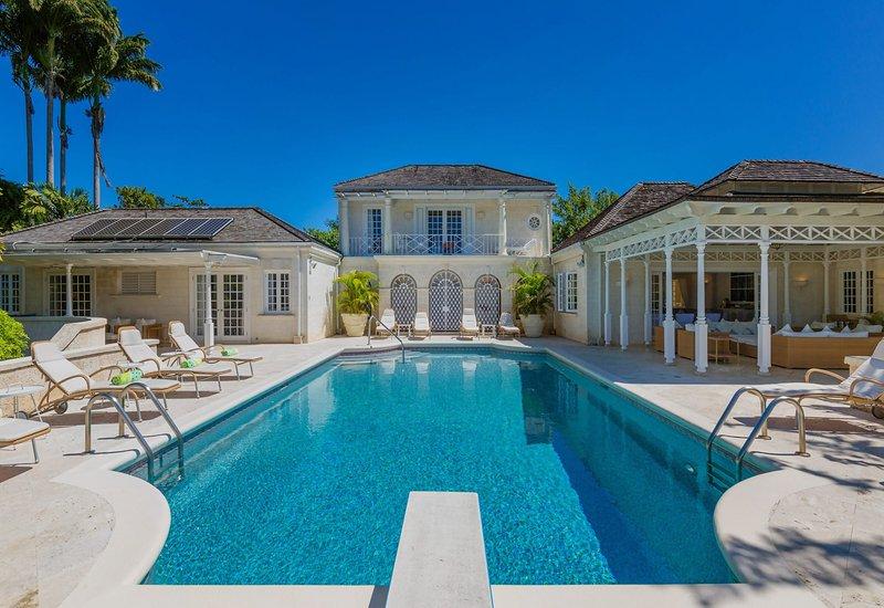Aurora, Sandy Lane, St. James, Barbados, holiday rental in Sunset Crest