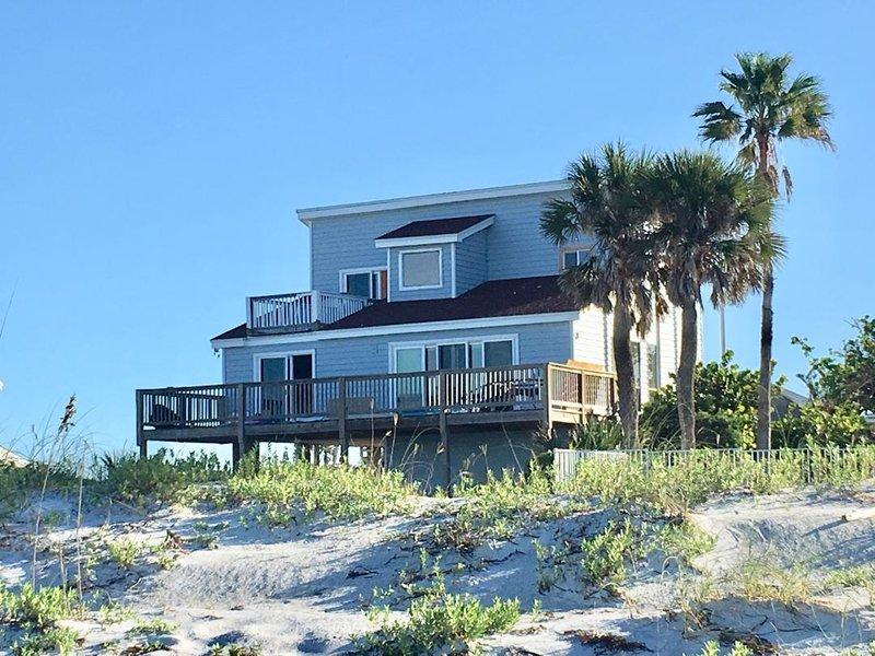 Na praia ! incrível vista desta praia casa particular.