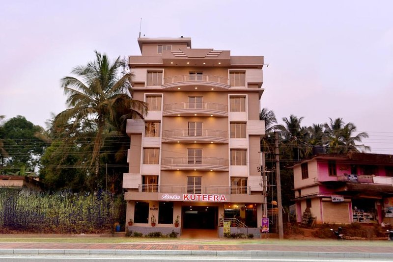Shesha Kuteera BedRoom 1, alquiler vacacional en Dakshina Kannada District