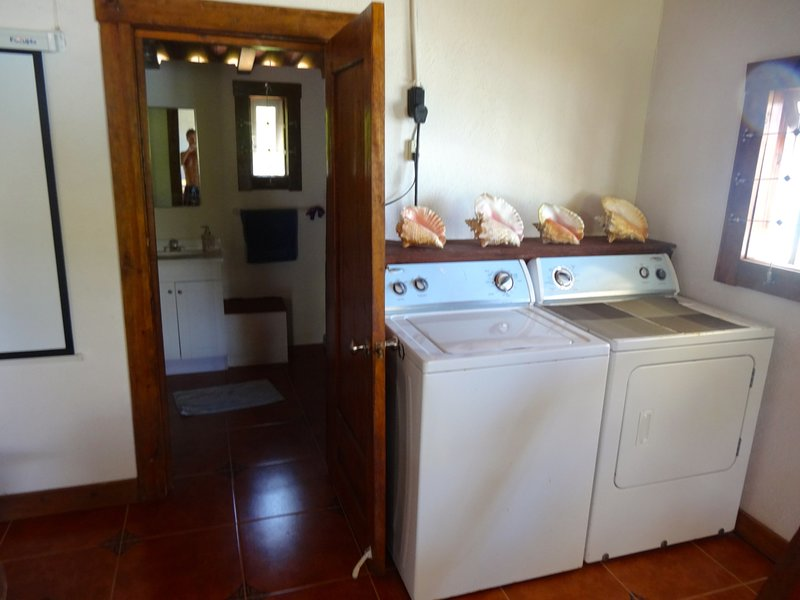 in house washer/dryer