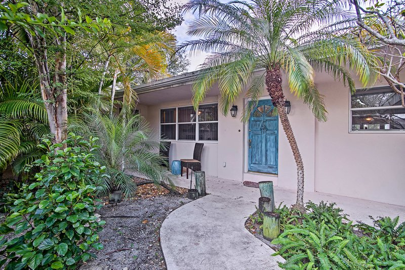 Experience the best of Pompano Beach from this renovated vacation rental duplex.